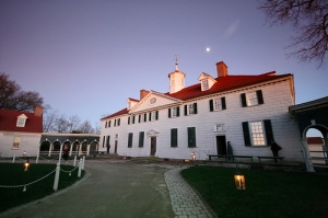 Sunset at Mount Vernon