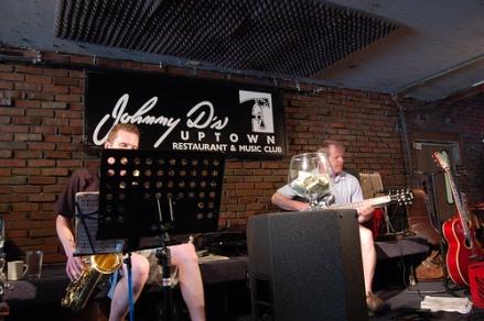 Johnny D's Uptown Restaurant & Music Club