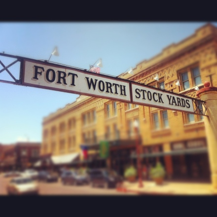 Forth Worth Stockyards