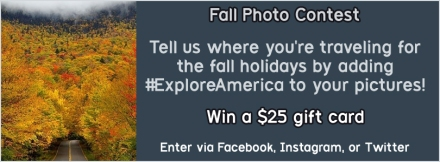 Explore America Holiday