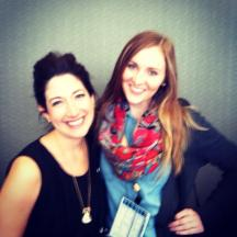 Randi Zuckerberg gave me a signed copy of her book!