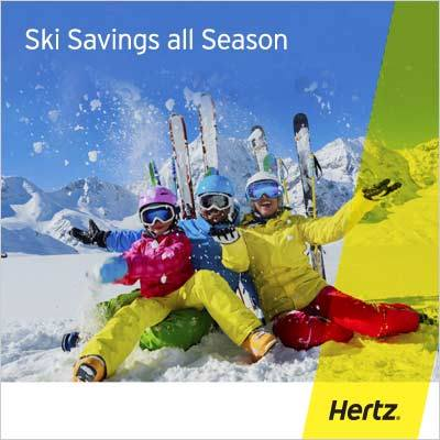 hertz ski savings
