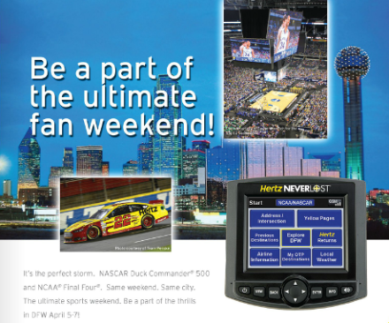 Click here to learn more about the ultimate fan weekend!