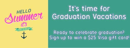 Graduation Vacations Contest