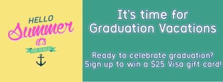 Graduation Vacations Contest