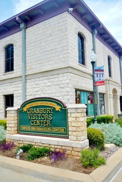 Granbury Visitor Center