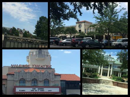 Highland Park Village is by far one of the best places I've been to in Dallas!