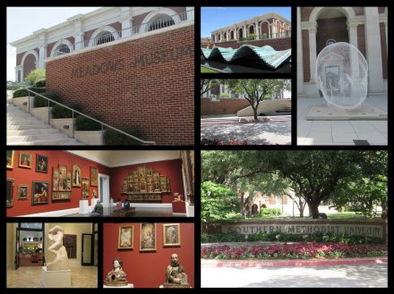 Pictures from Elizabeth's trip to Meadows Museum at SMU